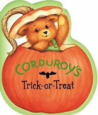Corduroy's Trick-or-Treat Freeman, Don Board Book Free Shipping