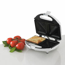 700w Electric Sandwich Maker Press Whole Slice Toast Square Loaf Bread Toaster