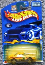VTG NOC HOT WHEELS 2003 #134 LANCIA STRATOS YELLOW PR5 CHINA