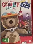 Little Charley Bear - Teddy For Blast Off (DVD, 2012) R4 - Australian Release