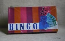 """ BINGO "" MISB Board Game Made in Greece KATSAROPOULOS 70's Greek Rare Unique"