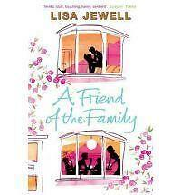 A Friend of the Family, Jewell, Lisa, New Book