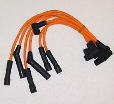 Jeep Cherokee XJ 4.0 SPARK PLUG LEADS Ignition Wire Set Orange