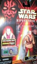 STAR WARS RIC OLIE WITH HELMET AND CHIP MINT ON CARD