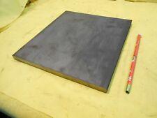 A 36 Steel Flat Bar Stock Tool Die Machine Shop Plate 12 X 9 X 10 Oal