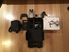 Almost BRAND NEW Mavic pro Platinum Flymore Combo(Used 3 times)