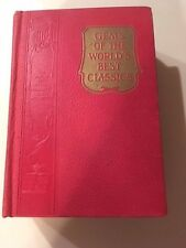 Vintage (1948) Hardback Book; Gems of the World's Best Classics  presented by Lo