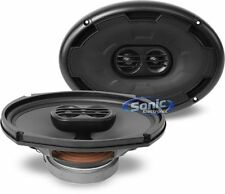 """MTX THUNDER693 100W RMS 6"""" x 9"""" 3-Way Thunder Series Coaxial Car Stereo Speakers"""