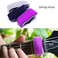 New Guitar Fretwraps String Mute  Fretboard Muting Wraps for 7-string Acoustic