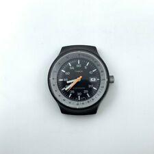 Timex Black Max Maserati Tachymeter Watch Running