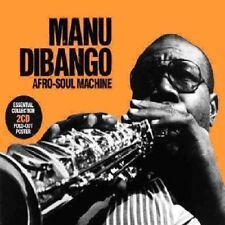 Manu Dibango - Afro-Soul Machine [CD]