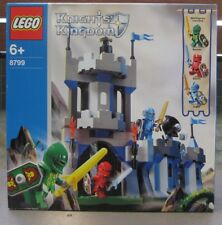 LEGO KNIGHTS' KINGDOM 8799 KNIGHT'S CASTLE WALL**MIB** DATED 2004
