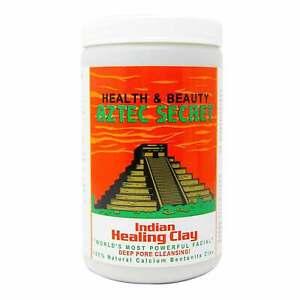 Aztec Secret Indian Healing Clay Deep Pore Cleansing Facial Mask 2 lb