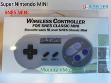 NEW Wireless Nintendo or PC System Console SNES Controller Control Pad 2.4GHZ