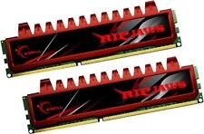 8GB G.Skill kit di DDR3 PC3-8500 1066 MHz Ripjaw serie CL7 (7-7-7-18)(2x4GB)