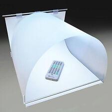 Lichtzelt MiniTop Fotobox Fotozelt Mini Studio Fotobox Lichtwanne Superpreis!