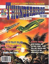 Thunderbirds #44 (June 12 1993) TV21 full colour reprint strips
