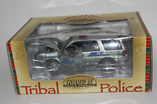 GEARBOX POLICE VEHICLES, TRIBAL POLICE HUALAPAI TRIBE FORD EXPEDITION, 1:43, NIB