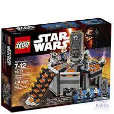 Authentic Disney Parks Lego Star Wars Carbon Freezing Chamber 75137 Boba Fett