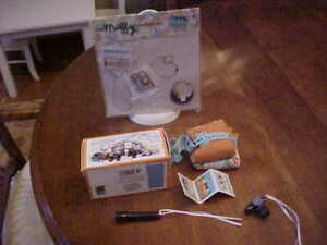 LOT MUFFY VANDERBEAR  ROAD TRIP GEAR HIT THE ROAD BEARSTREAM TRAILER & LULU