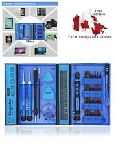 Kingsdun 38 in 1 Precision Screwdriver Set with Small Case for Other Electronics