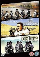 The Magnificent Sette / Il Grande Paese / Long Riders DVD Nuovo (421100107