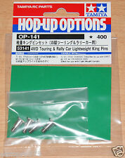 Tamiya 53141 4WD Touring & Rally Car Lightweight King Pins (TA01/TL01/M03/M04)