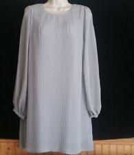 ASOS grey Shirt Top Size 12