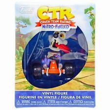 "Ripper Roo Crash Bandicoot Ctr Nitro Fueled Mini Figure 3"" Sealed Box"