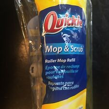 Quickie Mop & Scrub Roller Mop Refill Fits #057