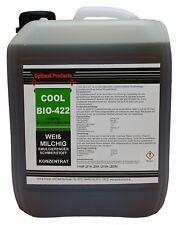 Kühl-Schmierstoff Industriequalität 5 Liter Weiß-Milchig emulgierend