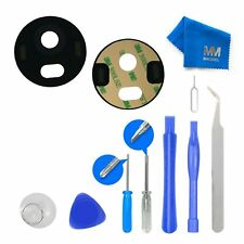 Back Rear Camera Glass Lens Replacement Complet Set for MOTOROLA MOTO G5 PLUS US