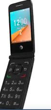 Alcatel 4044o Cingular Flip 2 At&T 4G Gsm Lte Flip Phone Gray