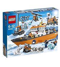 LEGO City Ice Breaker Ship - 60062 Complete