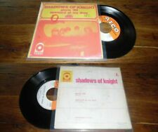 SHADOWS OF KNIGHT - Gloria '69 Rare French PS 7' Garage Psych Mod