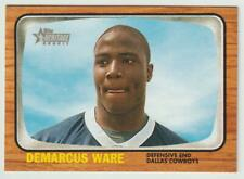 DeMARCUS WARE Cowboys 2005 Topps Heritage Rookie Card #359 HIGH NUMBER SP RC