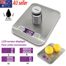 5kg Digital Kitchen  Electronic LCD Display Balance Scale Food Weight Test Tool