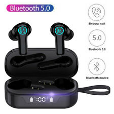Dual Wireless Bluetooth Earbuds Earphones For Apple iPhone Motorola Android Ios