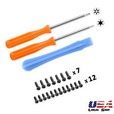 Open Shell Tools Torx T8H T6 Screwdrivers Original Screws for Repair Xbox One