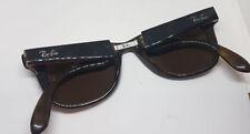 Ray-Ban Plastic Vintage Sunglasses