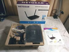 NETGEAR D1500 N300 WiFi built-in ADSL2+ Modem Router