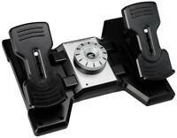 Logitech Saitek G PRO Flight Rudder Pedals