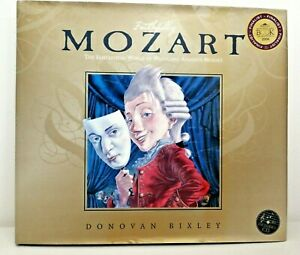 Faithfully Mozart -The Fantastical World of Wolfgang Amadeus Mozart (Book + CD)