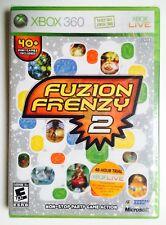 Fuzion Frenzy 2 - Microsoft Xbox 360 - NEW - (eb5)