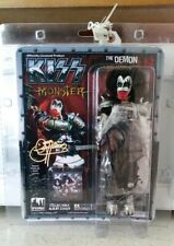 Kiss Gene Simmons Monster Deluxe Bloody Variant Doll Figure Toy (08)