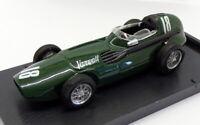 Brumm 1/43 Scale Model Car V4145 - F1 Vanwall - #18 Stirling Moss