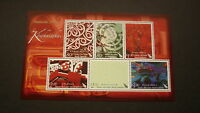 2015 NEW ZEALAND POST STAMPS, SET OF 6 MATARIKI KOWHAIWHAI MINISHEET MINT