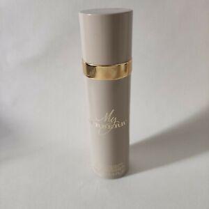 My Burberry 100ml Moisturising Body Mist For Women PART USED RARE Perfumed