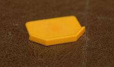 Playmobil pompiers étagère jaune de la caserne 5361