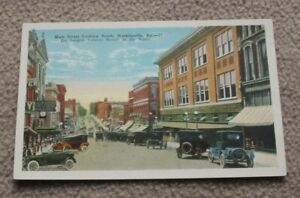 Hopkinsville KY Bowling Green Postcards Main St Autos Go Kart Track Beach Bend